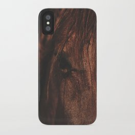 Horse - Sioux iPhone Case
