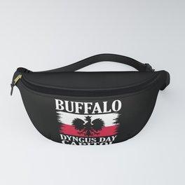 Buffalo dygnus day Capitol Fanny Pack