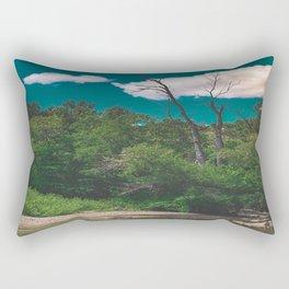 River Days Rectangular Pillow