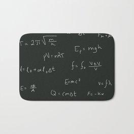 Physics Bath Mat