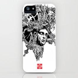 HUMAN FORM DEVINE / no 2 iPhone Case