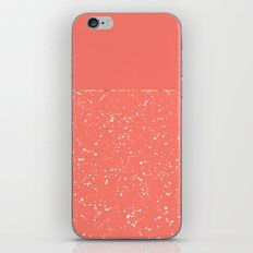XVI - Peach 1 iPhone & iPod Skin