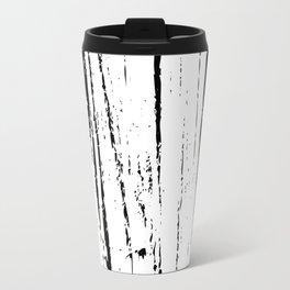 Wood texture Travel Mug