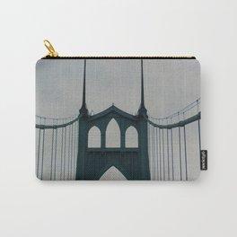 St Johns Bridge Carry-All Pouch