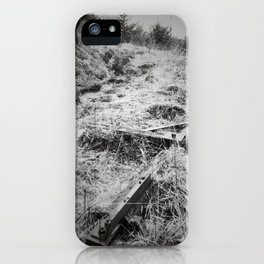 By the Wayside iPhone Case