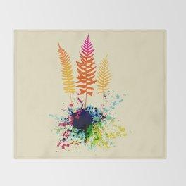 spring-o-rama Throw Blanket
