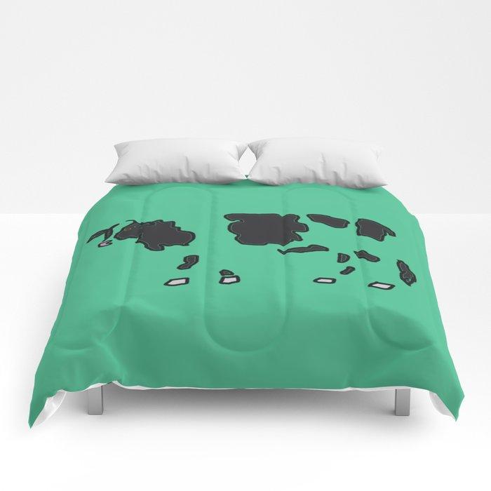 Cow Spots Comforters
