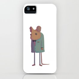Humanimals - Mouse iPhone Case