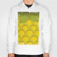pineapple Hoodies featuring Pineapple by Kakel