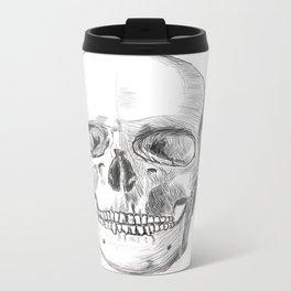 Skull Study Travel Mug