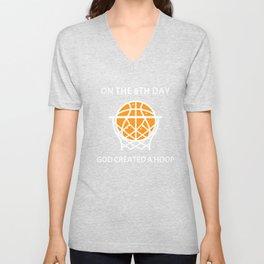Basketball Bibel Geschenk  Unisex V-Neck