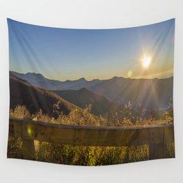 Sunrise on the Blue Ridge #2 Wall Tapestry