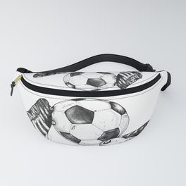Football Fanny Pack