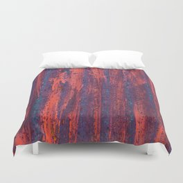 Old Tin Roof Duvet Cover