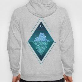 Iceberg Geometric Hoody