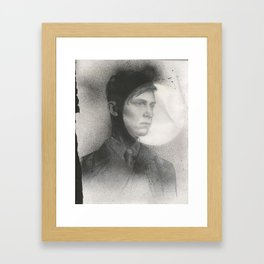 All Combined Time You Could Have Used Differently Framed Art Print
