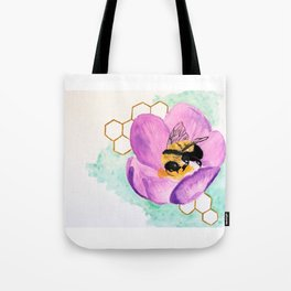 Bowing Beefore the Queen Tote Bag