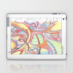 3 Artist Part 3 Laptop & iPad Skin