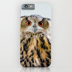 Eurasian Eagle Owl Slim Case iPhone 6s