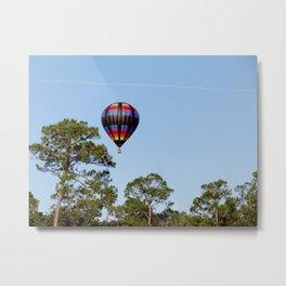 Hot Air Balloon by Orikall Metal Print