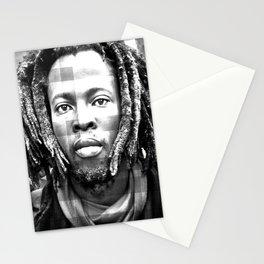 Rasta Man 3 Stationery Cards