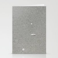 concrete Stationery Cards featuring Concrete by Visual Aesthetics