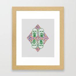 """Oh Snap!"" Framed Art Print"
