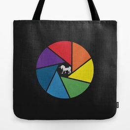 Capture The Unicorn Tote Bag