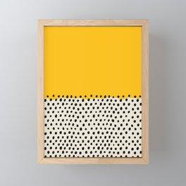 Mid Century Abstract Print, Sunset Art, Living Room Decor, Colour Field, Modernist Modern Art, Colou Framed Mini Art Print