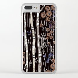 Australian Walkabout Clear iPhone Case