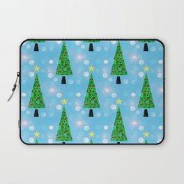 Christmas Repeat Laptop Sleeve