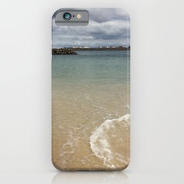 Beautiful clear water at Yarra Bay Beach iPhone Case