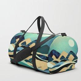 Emerald Evening Duffle Bag