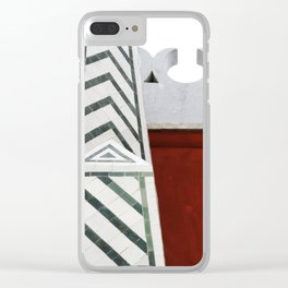 sintra Clear iPhone Case