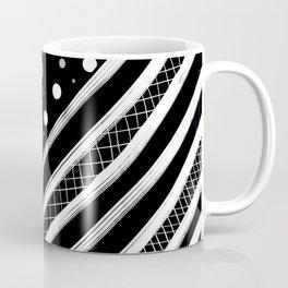 Black & White Graphic 2 Coffee Mug