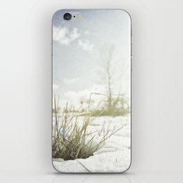 { GRASSY PERSPECTIVE } iPhone Skin
