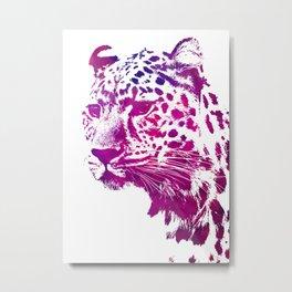 gepard art Metal Print