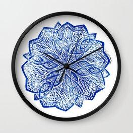 knitwork iii Wall Clock