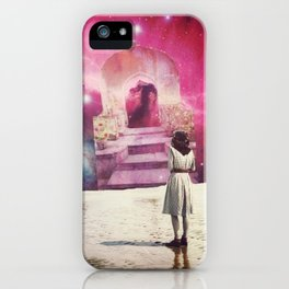 Gate of Heaven... iPhone Case