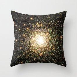 Galaxy & Space Stuff Throw Pillow
