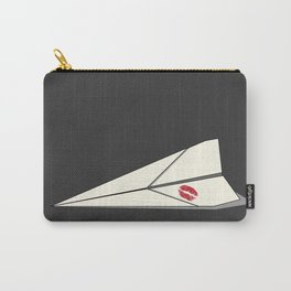 Paper Airplane 8 Carry-All Pouch