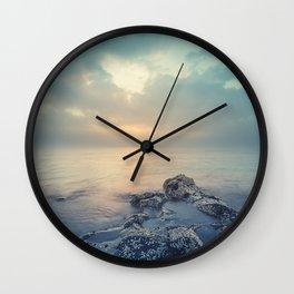 Barnacle Point Wall Clock