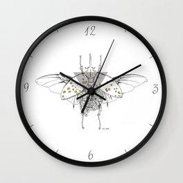 INSECTARIVM 05 Wall Clock