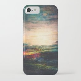 When she wakes up iPhone Case