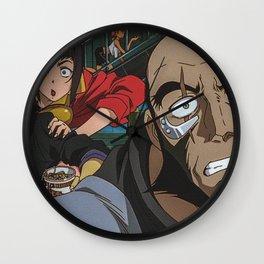 Cowboy Bebop Wall Clock