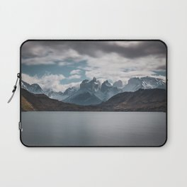 Somewhere over the mountain range Laptop Sleeve