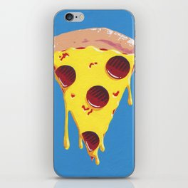 Give Me A Pizza Your Mind iPhone Skin