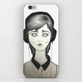 Sad Song iPhone Skin
