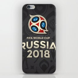 Russia 2018 iPhone Skin