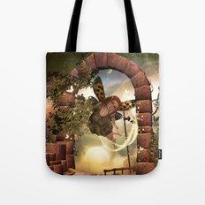 Totally in love, cute fairy Tote Bag